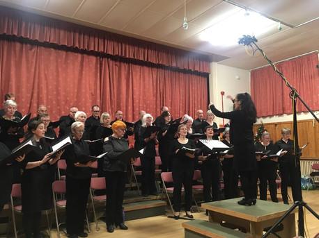 Cunninghame Choir Winter Concert 'A Folk Christmas' at Beith Community Centre (2017)