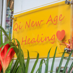 Qi New Age Healing