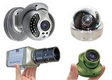 CCTV closed circuit tv sales and installation in North East England from Clockwork AV