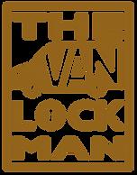 The Van Lock Man Logo