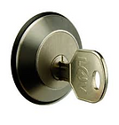 A Slam Lock supplied and fitted by The Van Lock Man