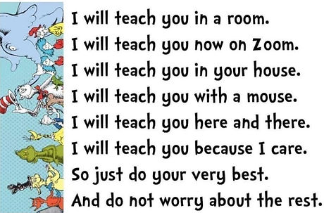 Dr Seuss I will teach.JPG