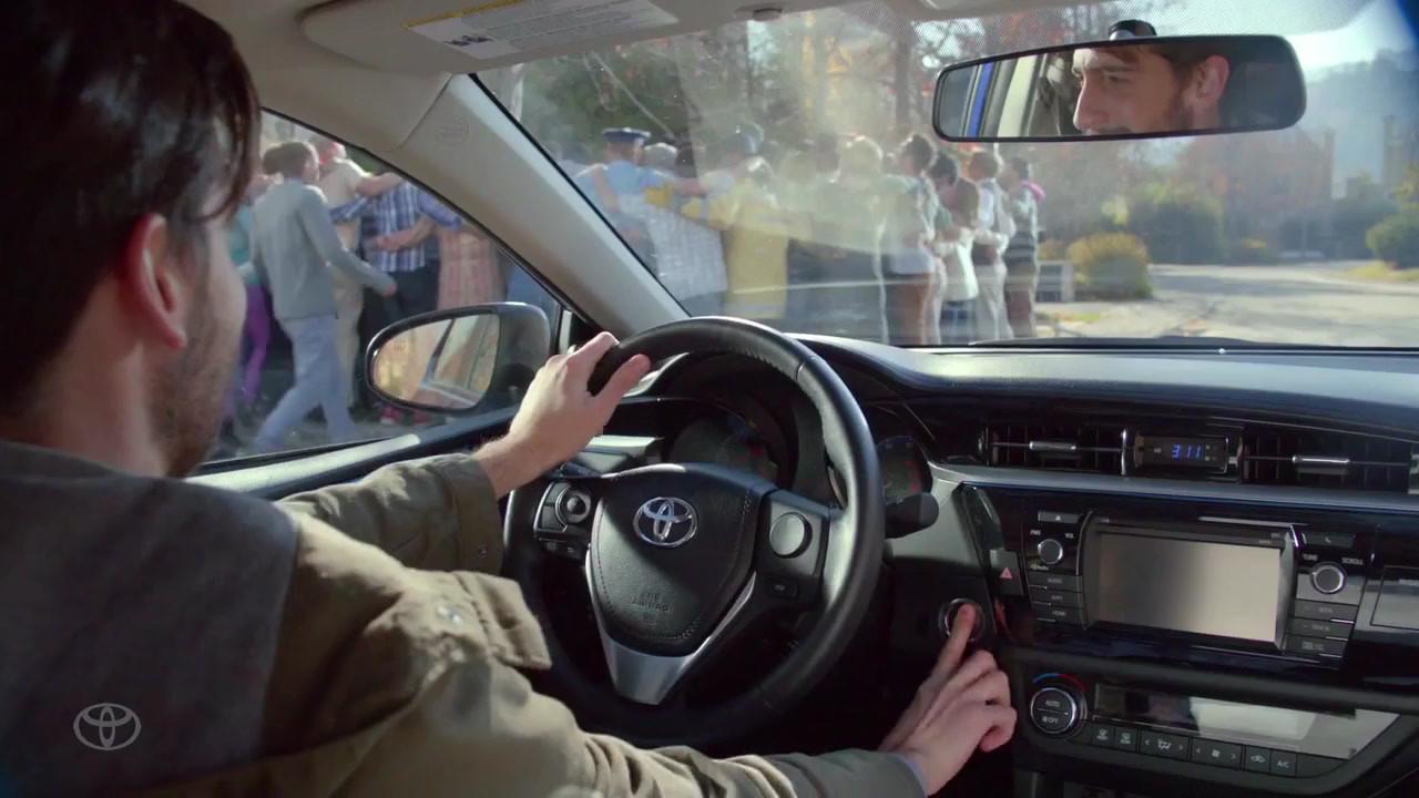 Toyota Corolla - Hugs For Producer Company Landia