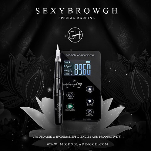 SEXYBROWGH MACHINE