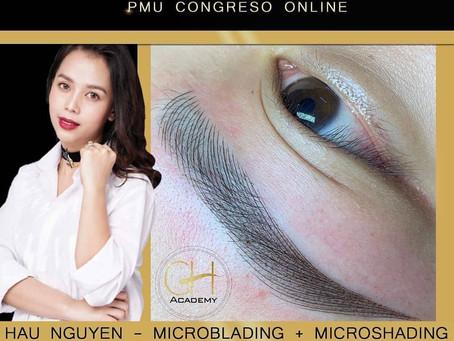 CANCUN ONLINE PMU CONGRESS 2020 | MASTER HAU NGUYEN'S ONLINE PERFORMANCE