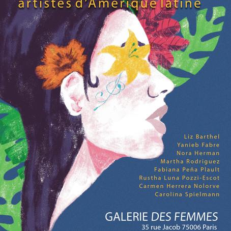 FEMMES Artistes Latinoaméricaines