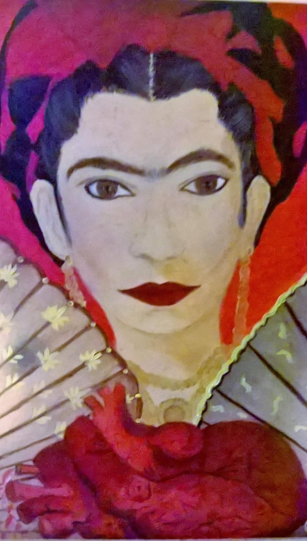Frida coeur brisé