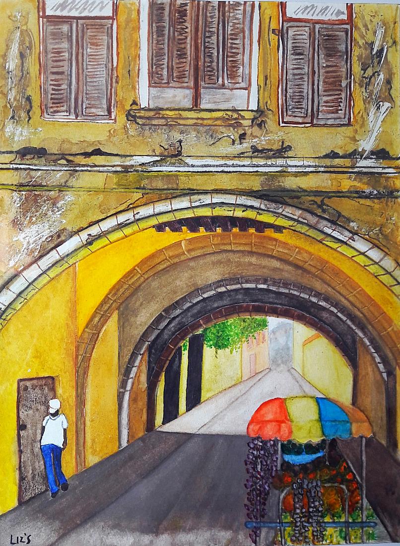"""El Arco de Belén"""