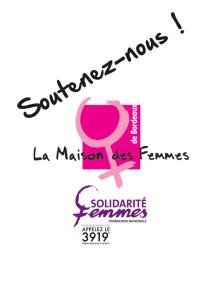 La Maison des Femmes de Bordeaux en Danger