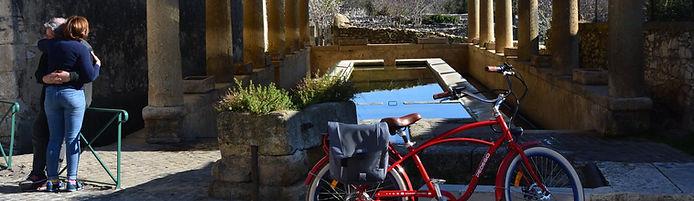 Rentals & bike tours Avignon, france, gided tours, tavel
