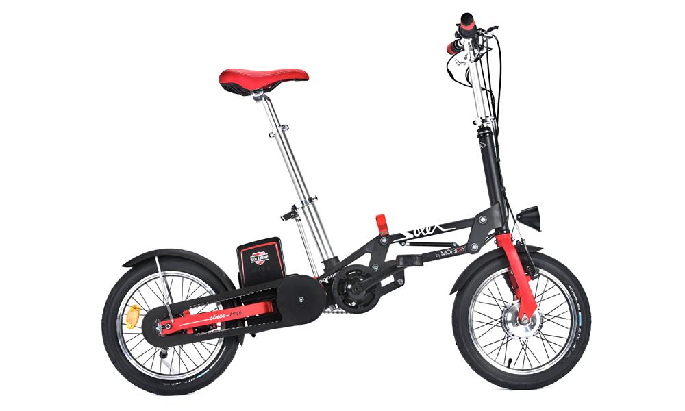 Vélos Electrique Pliable