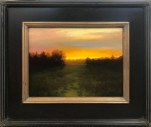 Ken Salaz - Twilight Path to the Lake