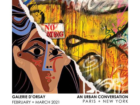 SEN-1's Virtual Reception for An Urban Conversation