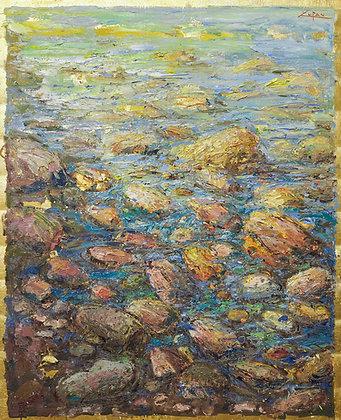Bruno Zupan - Rocks & Sea