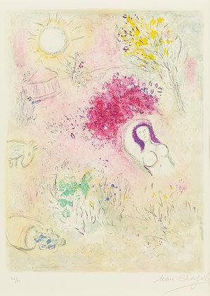 Marc Chagall - Chloe