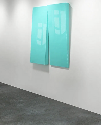 Lori Cozen-Geller - Attitude (Blue)