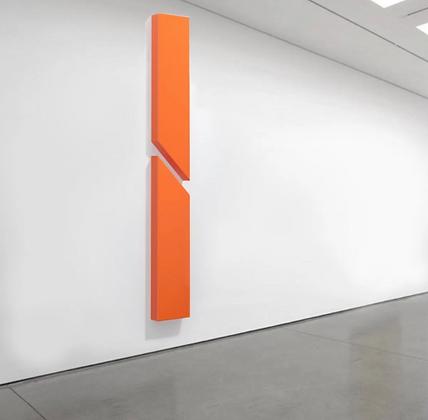 Lori Cozen-Geller - Connection (Orange)