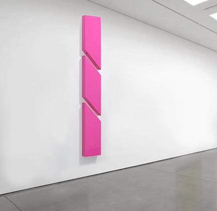 Lori Cozen-Geller - Connection (Pink)