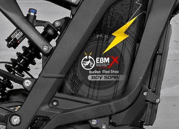 EBMX SurRon Battery