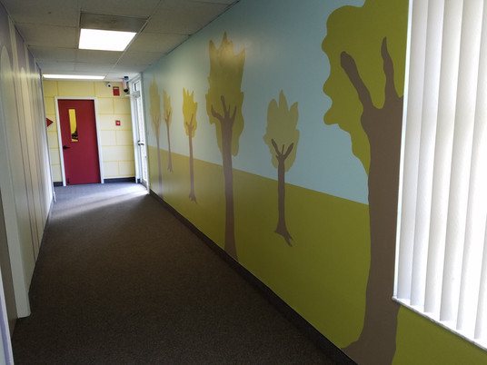 Faith Lane Hallway