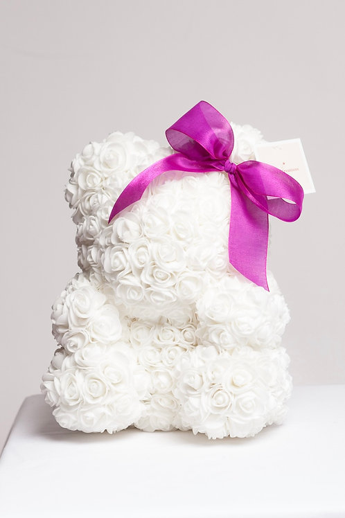 Beautifully Made White Bear