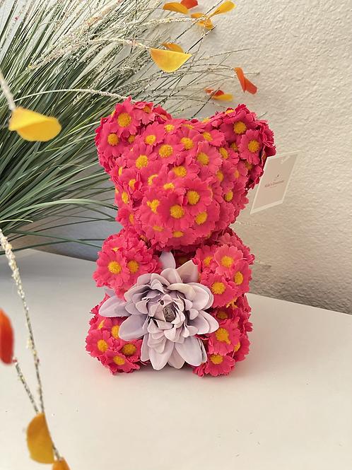 Cute Red Shasta Flowers
