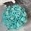 Thumbnail: Tiffany Blue Christmas Ornament