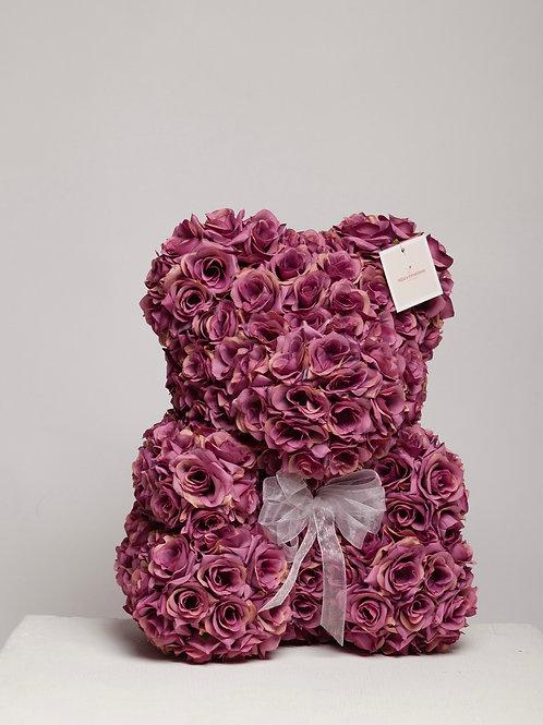 Purple Realistic Roses