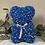 Thumbnail: Royal Blue Bear With Diamonds