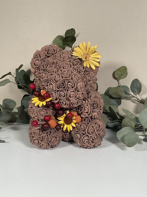 Brown  Fall / Thanksgiving Bear