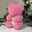 "Thumbnail: Pink With Rainbow  ""Name A Bear"""