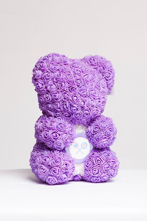 "Purple Lollipop ""Name A Bear"""
