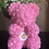 """Thumbnail: Pink With Heart  """"Name A Bear """""""