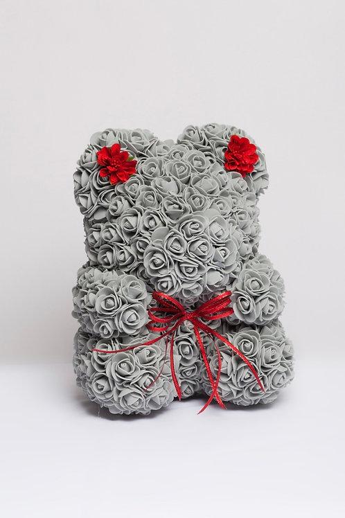Very Cute Grey Bear
