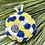 Thumbnail: Warriors Christmas Ornament