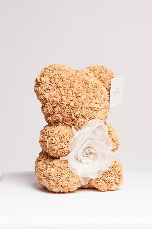 Golden Rose Bear