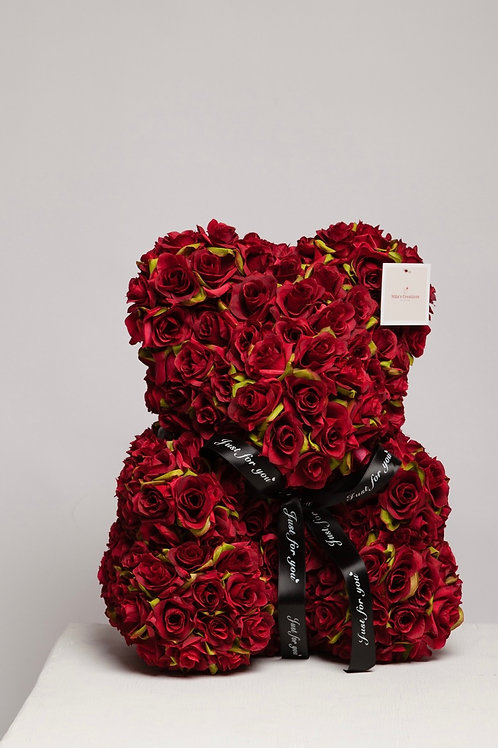 Red Realistic Roses