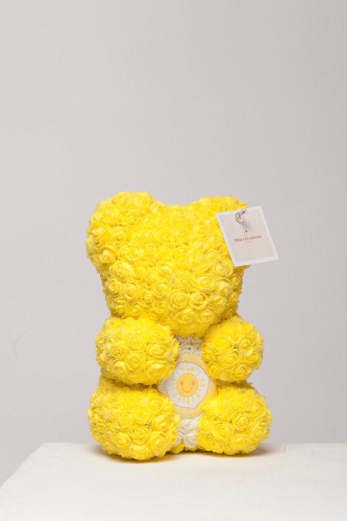 "Yellow ""Name A Bear"""