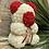Thumbnail: Red & White Rose Bear