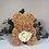 Thumbnail: Medium Size Golden With Rose Bear