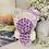 Thumbnail:  White Bear With Purple Glittery Heart ❤️