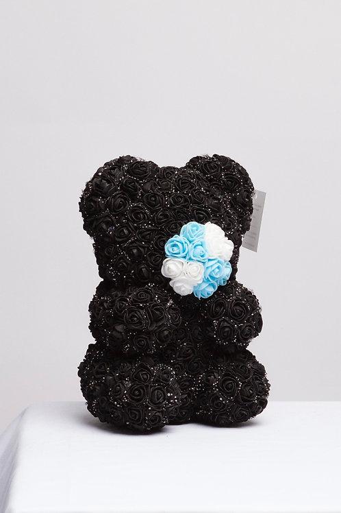 Black BMW Bear