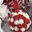 Thumbnail: Red & White Christmas Ornament