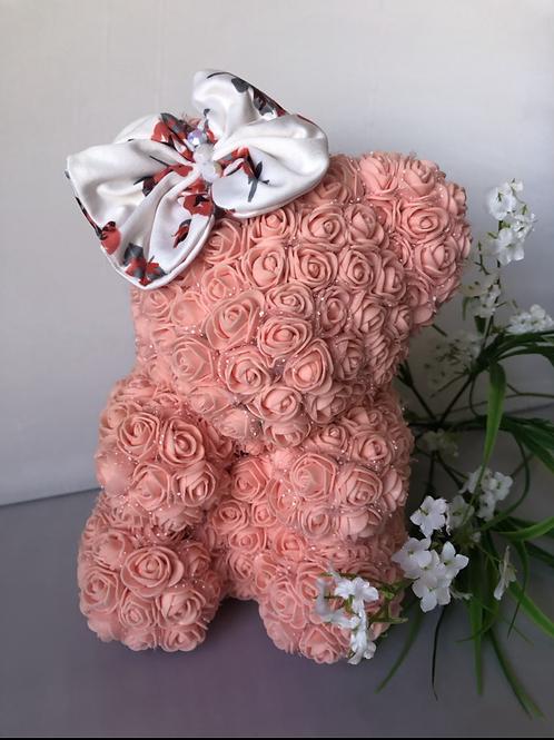 Blush Rose Bear