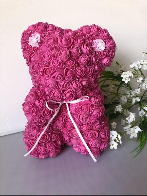 Raspberry Color Bear