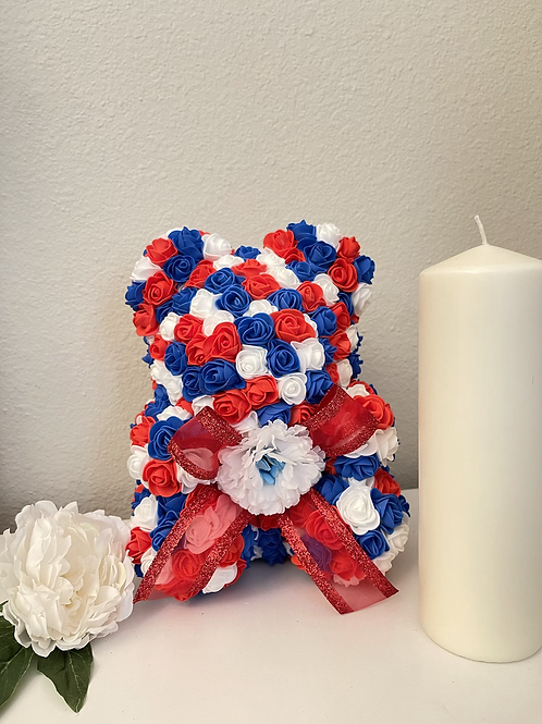 American Flag 🇺🇸 Colors Bear