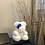 Thumbnail: White M3 BMW Rose Bear