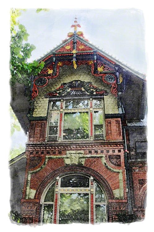 Bucktown House- Chicago