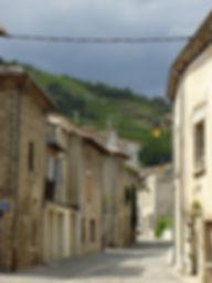 Le village de Mauves