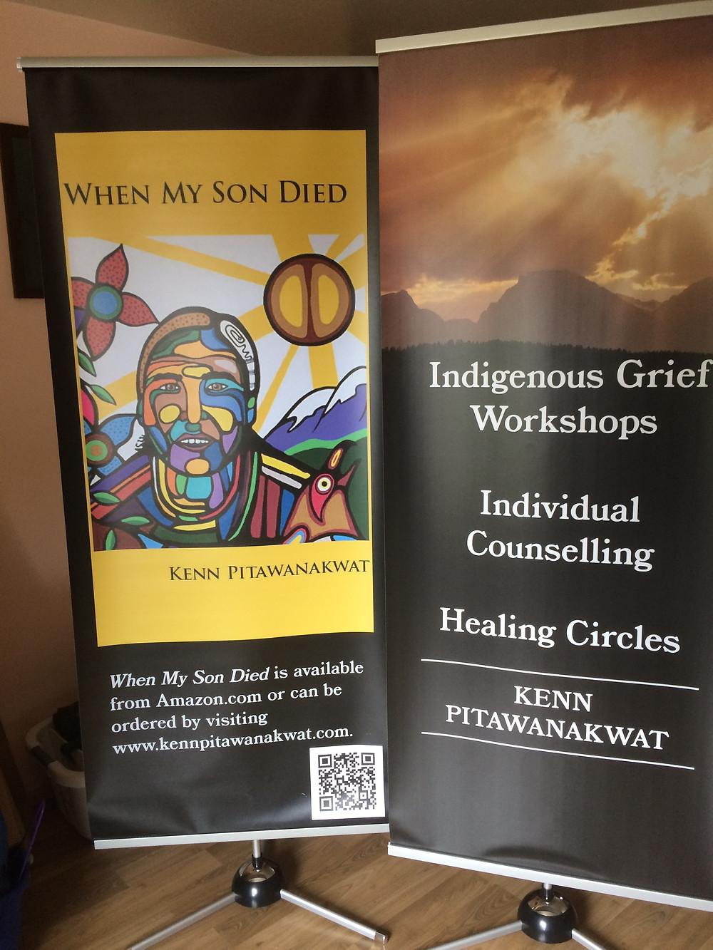 Indigenous Grief Workshops